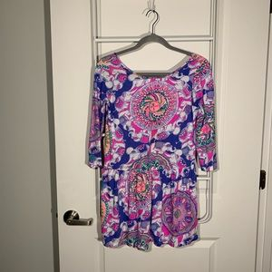 Lilly Pulitzer Play That Trunky Music Lynn Dress